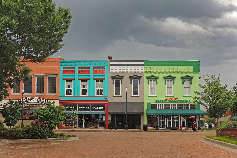 Abbeville SC Vista