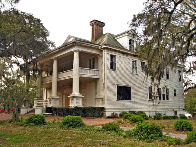 Admiral's House in North Charleston