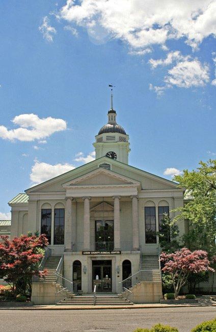 Aiken County Judicial Center