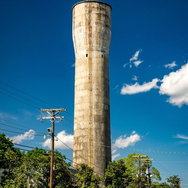 Allendale Standpipe Water Tower