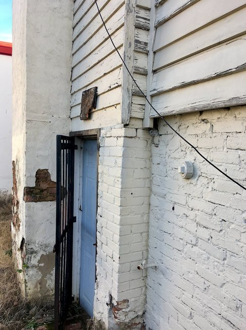 Alston House Door
