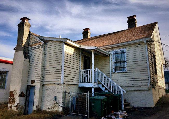 Alston House Side