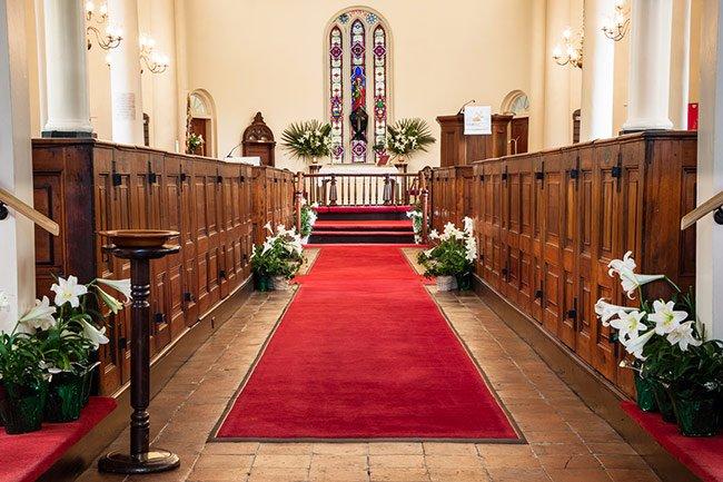 Altar Prince George Winyah Church