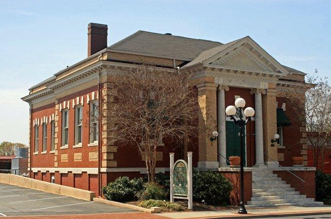Anderson County Arts Center