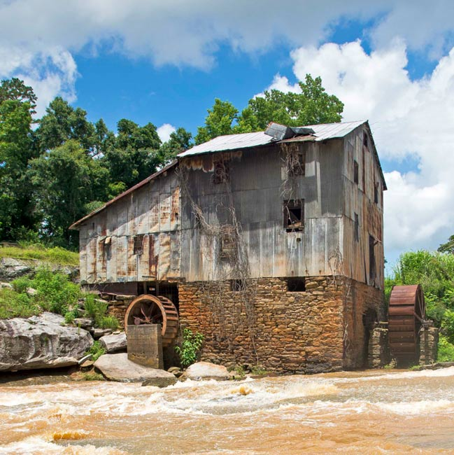 Anderson's Mill Moore