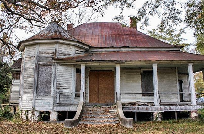 Appleby House Before Restoration