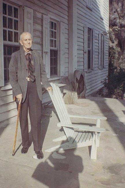 Archibald Rutledge, Hampton Plantation