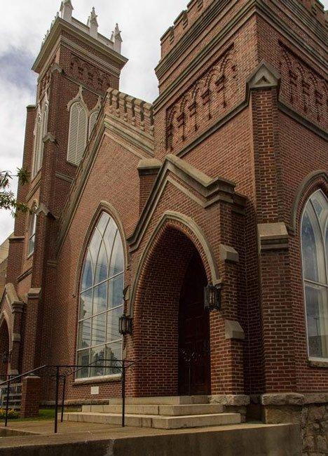Arsenal Hill ARP Church