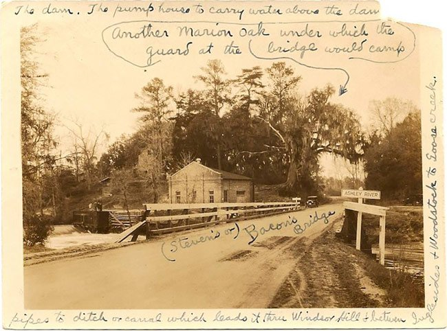 Ashley River Historical