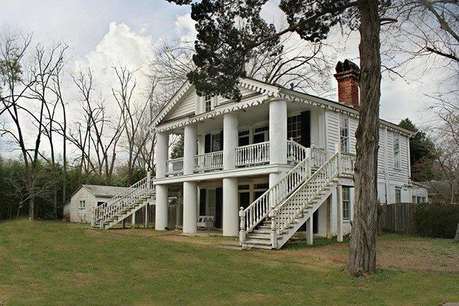 Ashley-Willis House, Williston