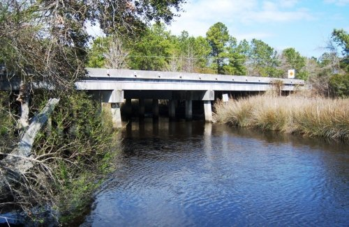 Awendaw Creek Bridge