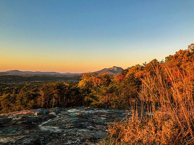 Bald Rock South Carolina