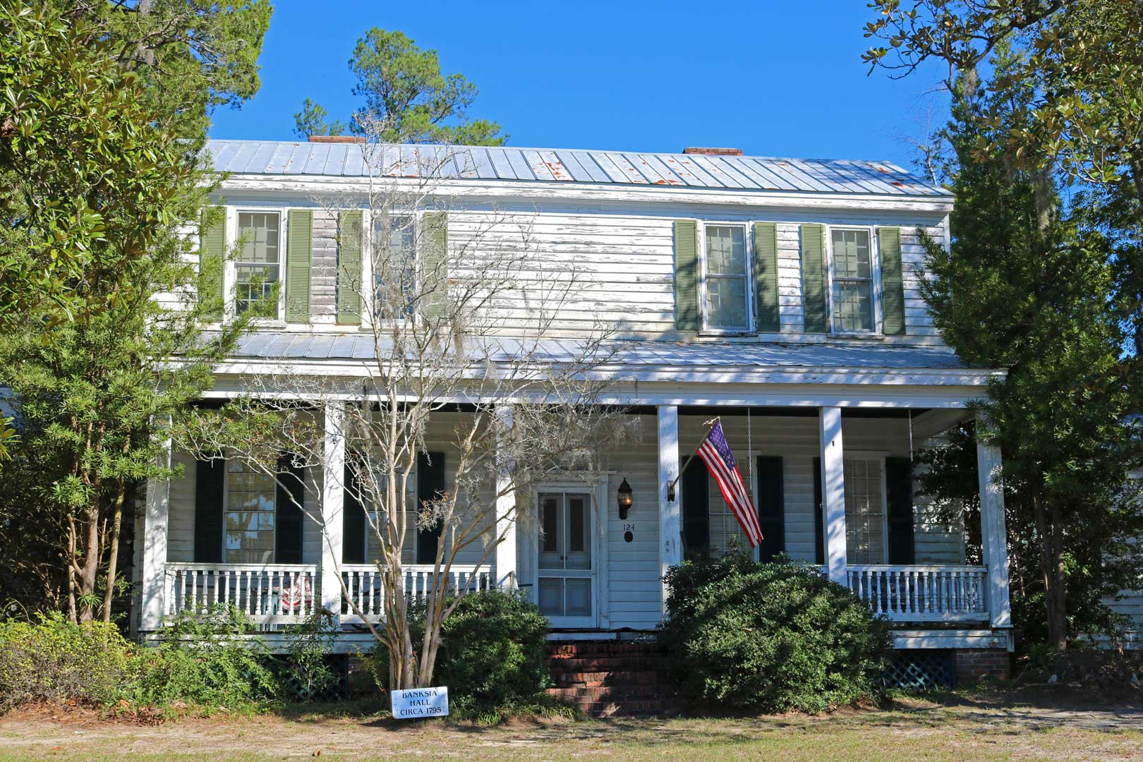 Banksia Hall in Barnwell, SC