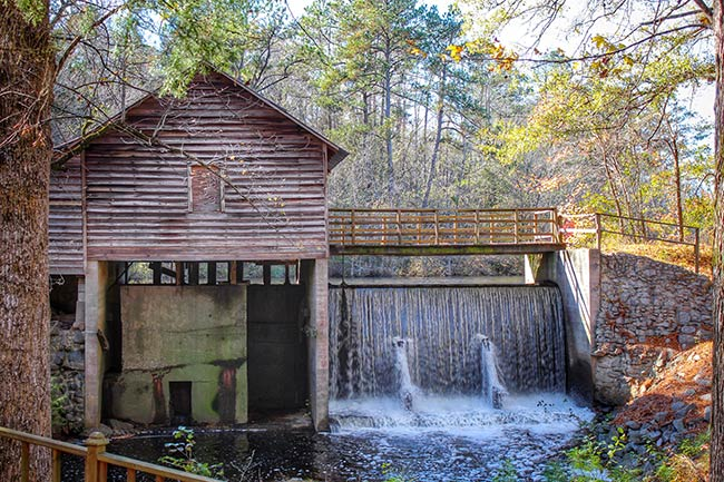 Barfield Grist Mill, Kershaw County