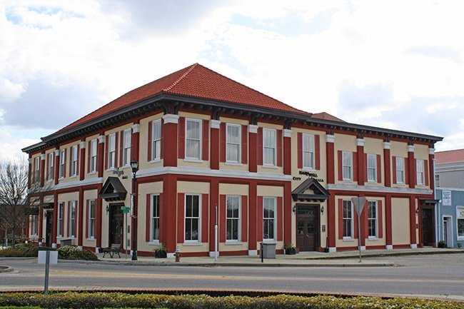 Barnwell SC City Hall
