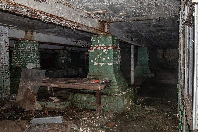 Basement Room Chiquola Mill