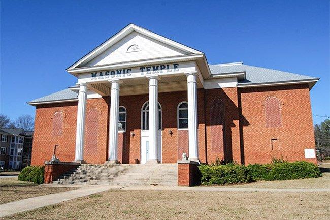 Bates Masonic Lodge #189