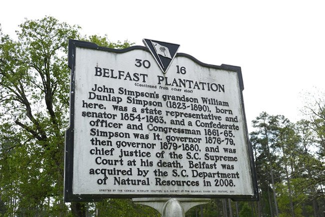 Belfast Marker