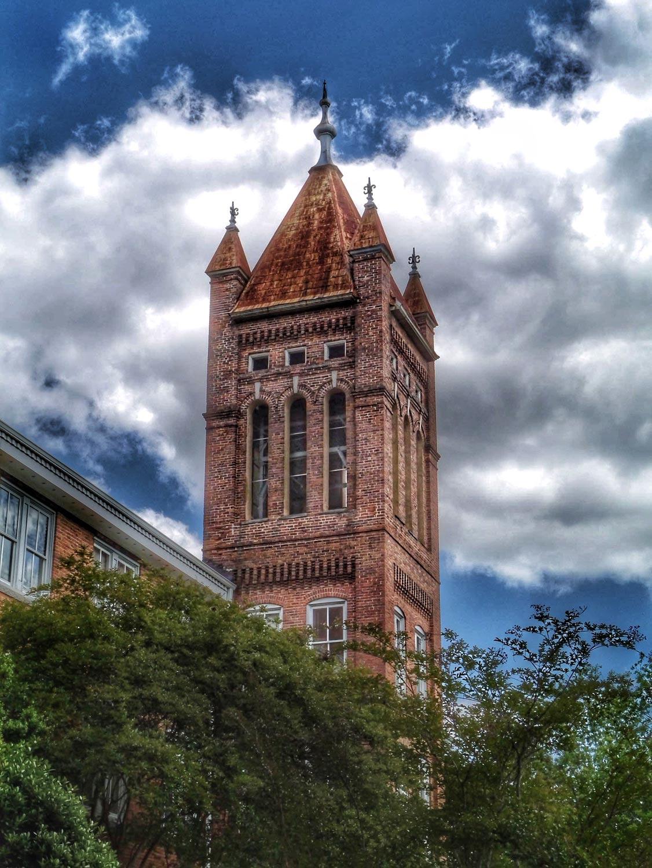 Bell Tower at Lander University, SC