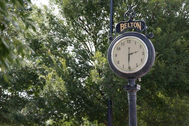 Belton Clock