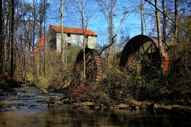 Berry Grist Mill