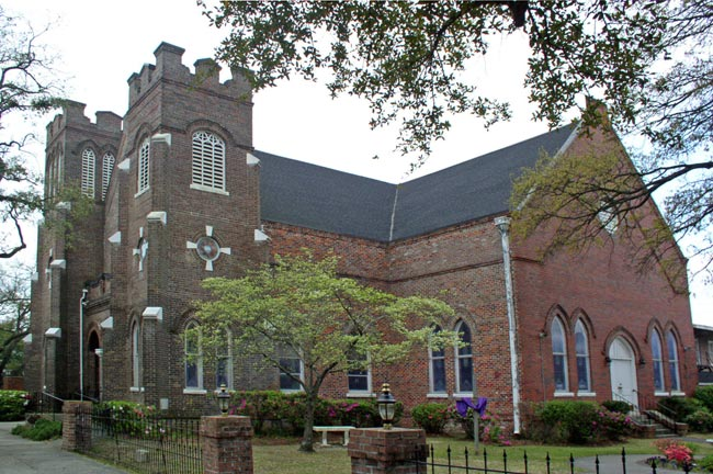 Bethel AME Church Georgetown