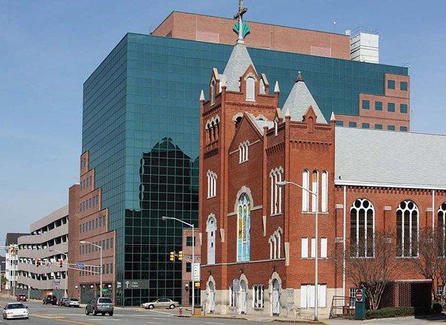 Bethel AME Columbia