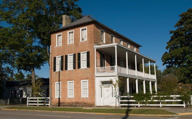 Bishop Davis House