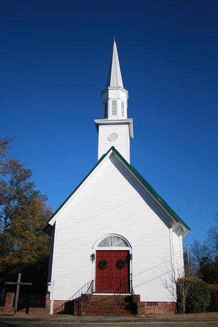 Blackville Methodist Church