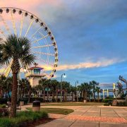Boardwalk, Myrtle Beach Skywheel