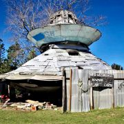 Bowman UFO Welcome Center