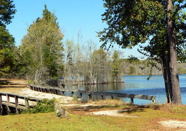 Boykin Mill Pond