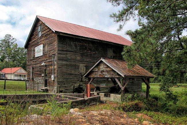 Boykin Mill Side