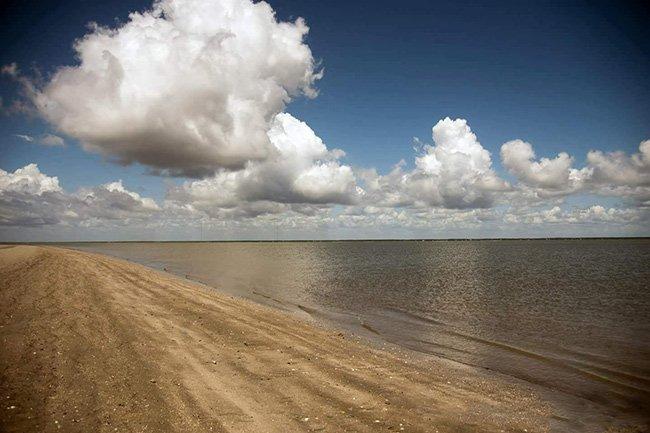 Bulls Island Beach