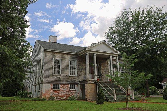 Caldwell-Johnson-Morris House