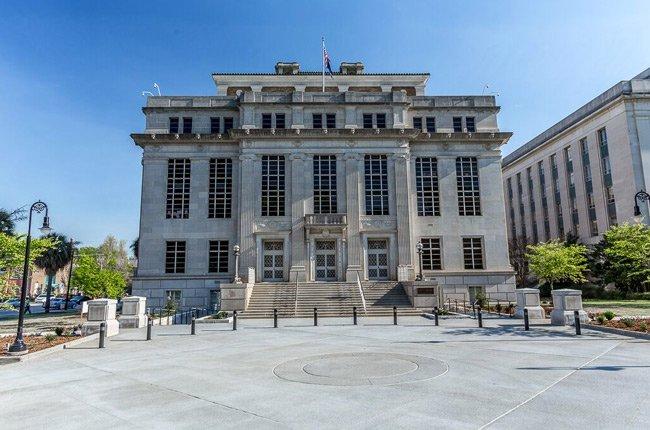 Calhoun Building