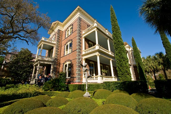Calhoun Mansion Museum