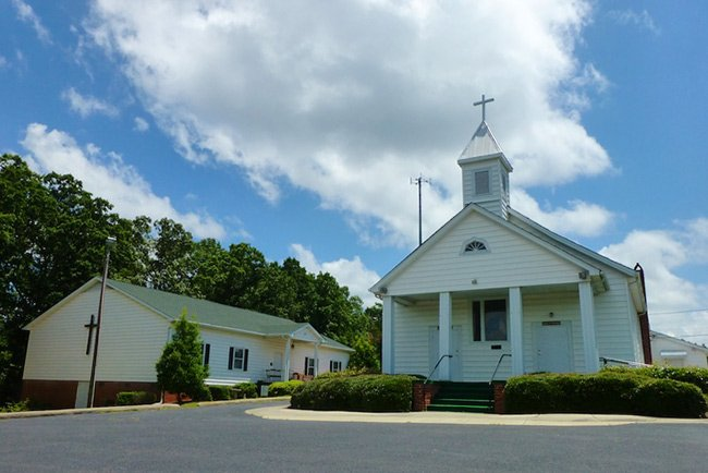 Camp Creek Methodist Church