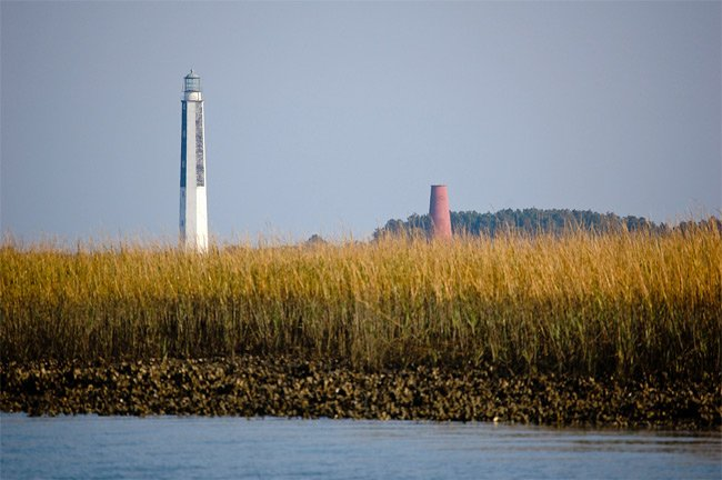 Cape Romain Lighthouse