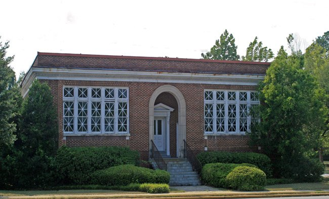 Carnegie Library Darlington County