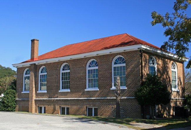 Carnegie Library Kingstree