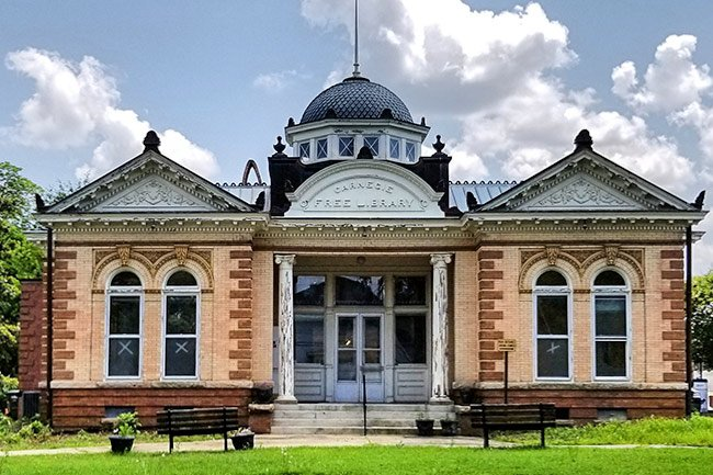 Union Carnegie Library