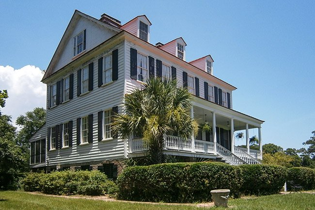Cassina Point Plantation Home