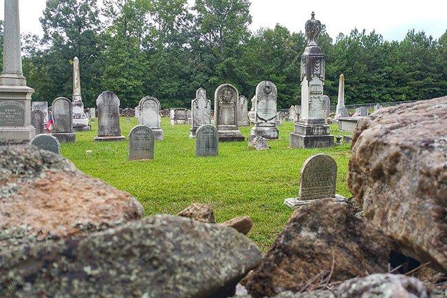 Catholic Presbyterian Graveyard