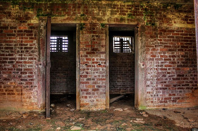 Cells, Great Falls Jail