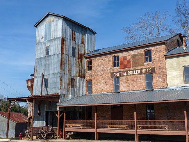 Central Roller Mills Building