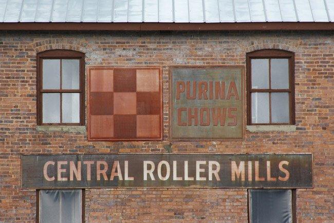 Central Roller Mills Front