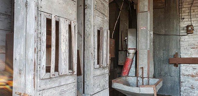 Central Roller Mills Interior