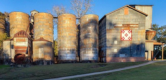 Central Roller Mills Storage