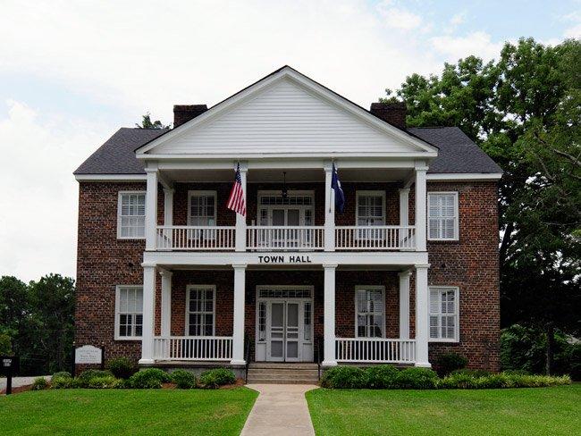 Century House in Ridgeway
